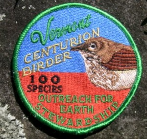 VT Centurion Birder Patch
